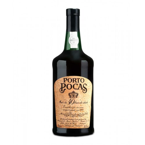 Vinho do Porto Porto Poças 40 Anos 750ml