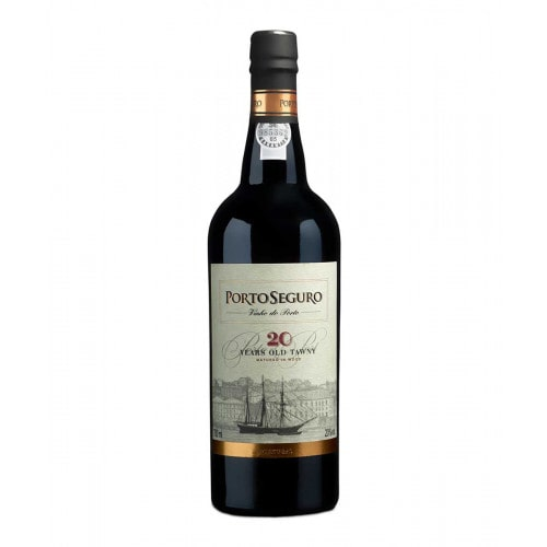 Vinho Porto Seguro 20 Years Old Tawny 750ml