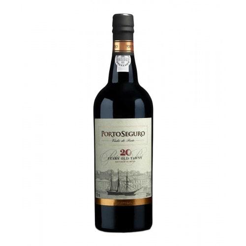Vinho Porto Seguro 20 Years Old Tawny 750ml